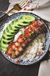 Porc char siu (Porc rôti cantonais)