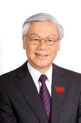 Le secrétaire général et président Nguyên Phu Trong attendu au Laos