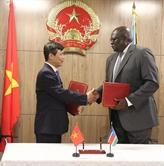 Vietnam et Soudan du Sud établissent leurs relations diplomatiques