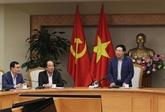 Le vice-PM Pham Binh Minh préside une réunion sur la préparation du 2e sommet États-Unis - RDPC au Vietnam