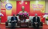 La BAD envisage la coopération avec Binh Duong