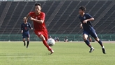AFF U22: le Vietnam se hisse en demi-finales