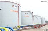 Le PM assiste à l'inauguration de l'entrepôt et du terminal pétroliers DKC Petro