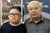 Coupe de cheveux gratuite à la Kim Jong-Un et Donald Trump