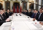 La Chine et les États-Unis concluent leurs derniers pourparlers commerciaux avec des progrès substantiels