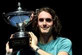 Tennis: Tsitsipas, un Grec conquiert Marseille