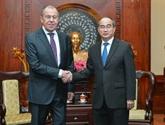 Booster la coopération entre Hô Chi Minh-Ville et les localités russes