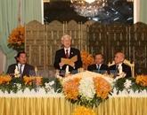 Banquet national en l'honneur du secrétaire général du PCV et président de la République, Nguyên Phu Trong