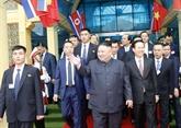Le président de la RPDC entame sa visite d'amitié officielle au Vietnam