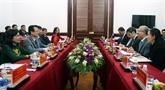 Vietnamiens et Thaïlandais partagent des expériences juridictionnelles