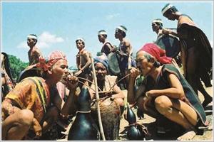 La fête Soma Kocham des Bahnar