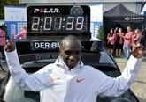 Un marathon en moins de deux heures: pas avant 2032, selon une étude