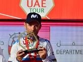 Tour des Émirats arabes unis: Valverde vainqueur, Roglic toujours devant