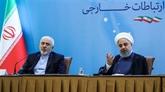 Le président iranien Rohani refuse la démission de son ministre des Affaires étrangères