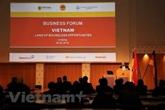 Le forum du commerce et de l'investissement Vietnam - Allemagne à Leipzig