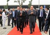 Une délégation du WPK de la RPDC visite la ville de Hai Phòng