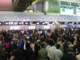 L'aéroport de Nôi Bài soutient les reporters internationaux