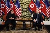 Donald Trump et Kim Jong Un entament le 2e jour du Sommet États-Unis - RPDC