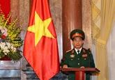 Une délégation de l'Armée populaire du Vietnam en visite officielle à Singapour