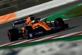 F1: Sainz le plus rapide, Vettel sort aux essais de Barcelone