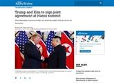 Sommet États-Unis - RPDC: les médias japonais apprécient le rôle du Vietnam