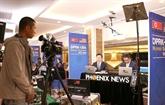L'opportunité pour les journalistes étrangers de découvrir le pays