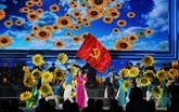 Célébration du 89e anniversaire du PCV à Hô Chi Minh-Ville