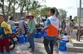 WVI octroie des millions de dollars en faveur des enfants de Quang Tri