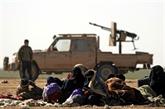 Syrie: l'EI contrôle désormais moins de 1% de son