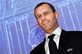 UEFA: Aleksander Ceferin réélu président par acclamation