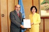 Le Vietnam reste un partenaire important de la FAO