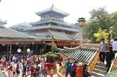 An Giang accueille un bon nombre de touristes durant le Têt