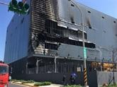 Chine: trois Vietnamiens tués dans l'incendie d'un entrepôt à Taïwan