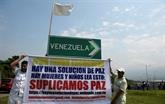 Venezuela: l'aide humanitaire bloquée à la frontière par Nicolas Maduro