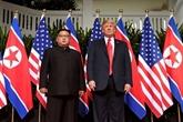Le deuxième sommet Trump/Kim se tiendra à Hanoï