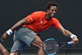 Tennis: Monfils sort Tsitsipas et va en demi-finales à Sofia