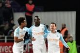 Ligue 1: Balotelli a guidé l'OM vers la victoire