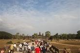 Le Cambodge accueille près d'un million de visiteurs pendant le Nouvel An lunaire