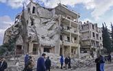 Syrie: le nouvel envoyé spécial de l'ONU fixe cinq priorités pour sortir du conflit