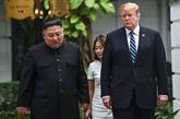 Le Sommet États-Unis - RPDC de Hanoï est
