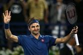 Federer en demie à Dubaï, à deux victoires d'un 100e titre