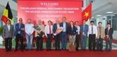 La Belgique souhaite coopérer avec lUniversité de Cân Tho