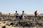 Un Boeing 737 d'Ethiopian Airlines s'écrase, 157 morts