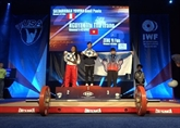 Championnats du monde juniors d'haltérophilie: sept médailles d'or pour le Vietnam