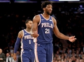 NBA: Philadelphie sur le podium, Houston inarrêtable
