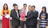 Création officielle de l'Association des Vietnamiens à Aichi
