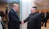 Donald Trump ouvert à un troisième sommet avec Kim Jong Un