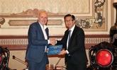 Renforcement de la coopération entre Hô Chi Minh-Ville et les localités belges