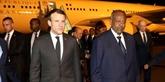 Périple est-africain de Macron, de Djibouti aux églises d'Ethiopie