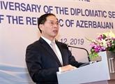 Vietnam - Azerbaïdjan: consultation politique entre les ministères des AE